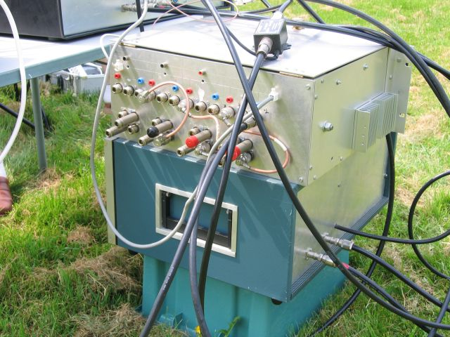 HT Power supply and switchbox